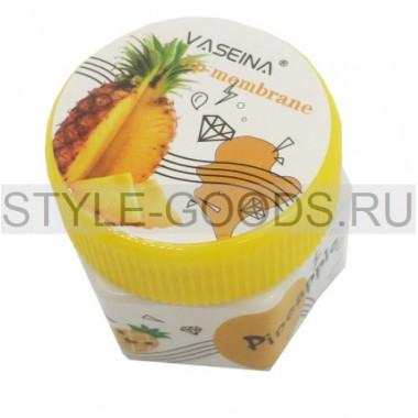 Маска-бальзам для губ Vaseina (ананас)