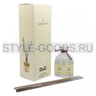 Диффузор для дома D&G 3 L`Imperatrice, 100 ml