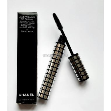Тушь для ресниц Exceptionnel de Chanel (резиновая кисточка)