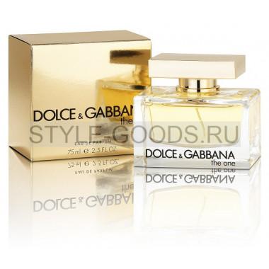 Dolce&Gabbana The One Parfum, 75 ml (ж)