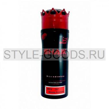 Дезодорант Shaik 247 - K by Dolce&Gabbana, 200 мл (м)