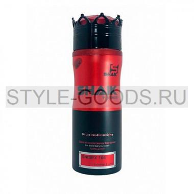 Дезодорант Shaik 166 - Escentric 02, 200 мл (unisex)