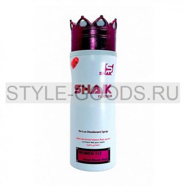 Дезодорант Shaik 112 - Lacoste Pour Femme, 200 мл (ж)
