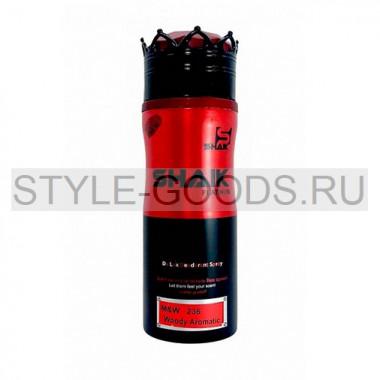 Дезодорант Shaik 236 - Nasomatto Black Afgano, 200 мл (ж)