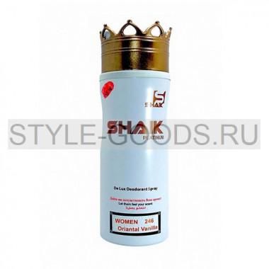 Дезодорант Shaik 246 - YSL Black Opium, 200 мл (ж)