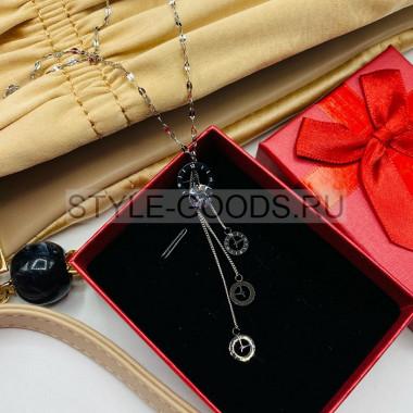 Цепочка на шею с кулоном (подарочная упаковка)