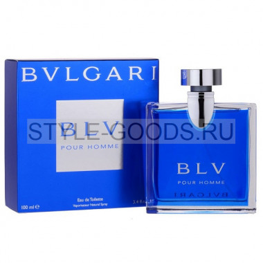 "Bvlgari ""BLV Pour Homme"", 100 мл (м)"