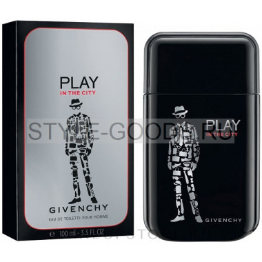 "Givenchy ""Play In the City"", 100 мл (м)"