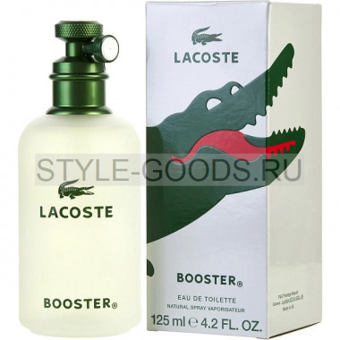 """Lacoste """"Booster"""", 125 мл (м)"""