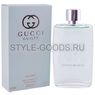 """Gucci """"Guilty Cologne"""", 90 мл (м)"""