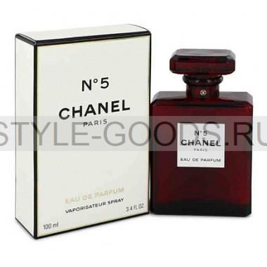 Chanel №5 RED, 100 мл (ж)