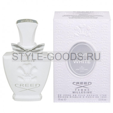 "Creed ""Love in White woman"", 75 мл (ж)"