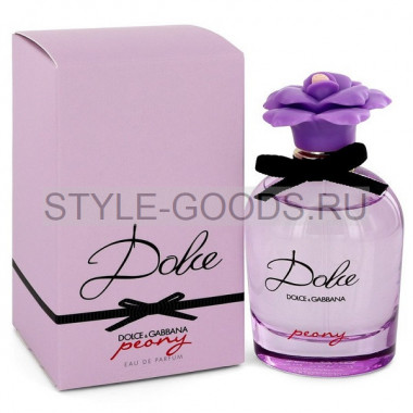 "Dolce&Gabbana ""Dolce Peony"", 75 мл (ж)"