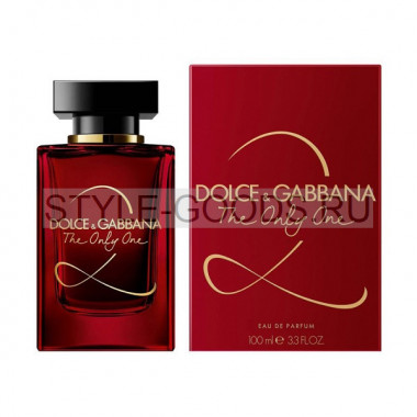 """Dolce&Gabbana """"The Only One 2"""", 100 мл (ж)"""