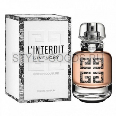 """Givenchy """"L`Interdit Edition Couture"""", 80 мл (ж)"""