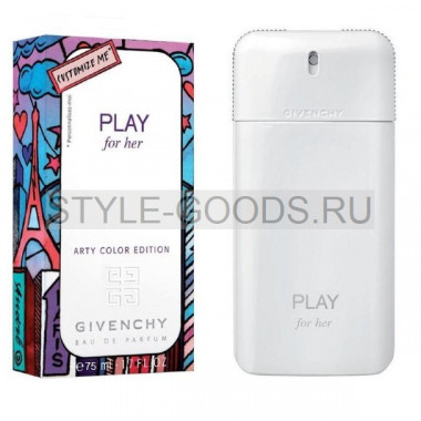 """Givenchy """"Play Arty Color Edition"""", 75 мл (ж)"""