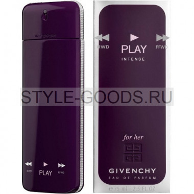 """Givenchy """"Play Intense for Her"""", 75 мл (ж)"""