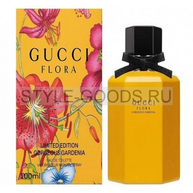 "Gucci ""Flora Gorgeous Gardenia limited edition"", 100 мл (ж)"