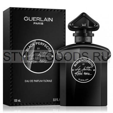 Guerlain La Petite Robe Noire Black Perfecto, 100 мл (ж)