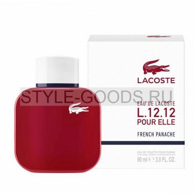Lacoste L.12.12 Pour Elle French Panache, 90 мл (ж)