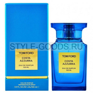 Tom Ford Costa Azzurra, 100 мл (унисекс)