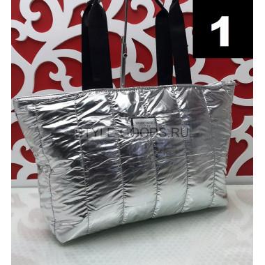 Женская сумка из плащевки
