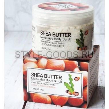 Скраб для тела Bioaqua Body Scrub Shea Butter