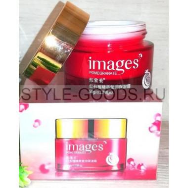 Омолаживающий крем для лица Images Pomegranate