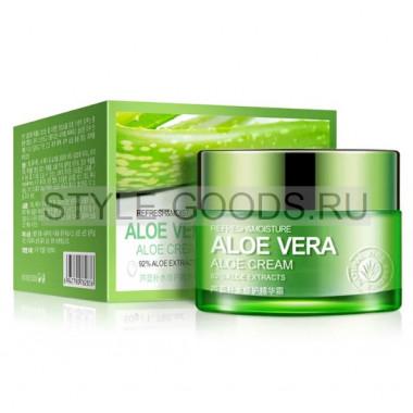 Крем-гель для лица Bioaqua Aloe Vera 92%