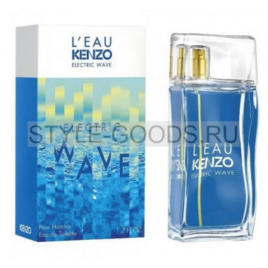 Kenzo Electric Wave Pour Homme, 100 ml (м)