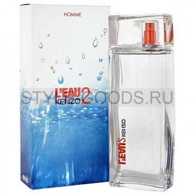 Kenzo L`eau 2 Pour Homme, 100 ml (м)