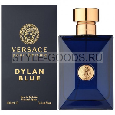 Versace Dylan Blue, 100 ml (м)
