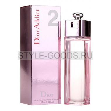 Christian Dior Addict 2, 100 ml (ж)