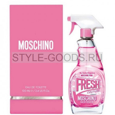 Moschino Pink Fresh Couture,100 ml (ж)