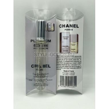 Chanel Egoiste Platinum, (м) 20 мл