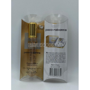 Paco Rabanne Lady Million Lucky, (ж) 20 мл