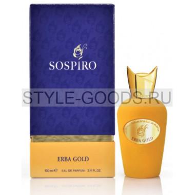 Sospiro Erba Gold, 100 ml (ж/м)