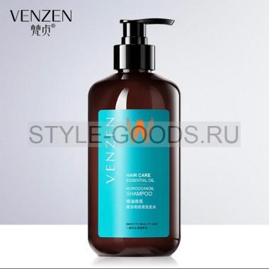 Шампунь для волос Venzen W с аргановым маслом