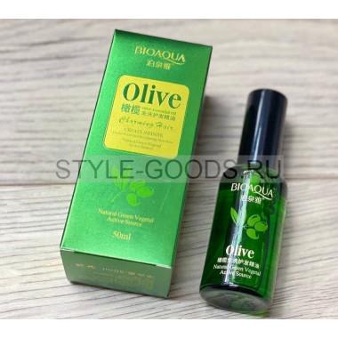 Масло для волос Bioaqua Olive с экстрактом оливы