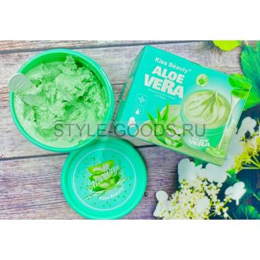 Маска для лица Kiss Beauty Aloe Vera (100 г)