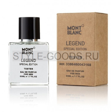 Tester MONT BLANC LEGEND SPECIAL EDITION, 50ml (м)