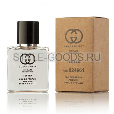 Tester GUCCI GUILTY ABSOLUTE, 50ml (м)