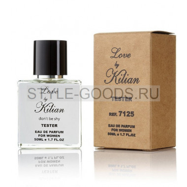 Tester LOVE DON`T BE SHY BY K., 50ml (ж)