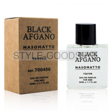 Tester NASOMATTO BLACK AFGANO, 50ml (ж/м)