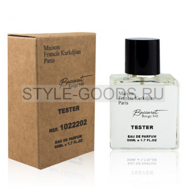 Tester BACCARAT ROUAGE 540, 50ml (ж/м)