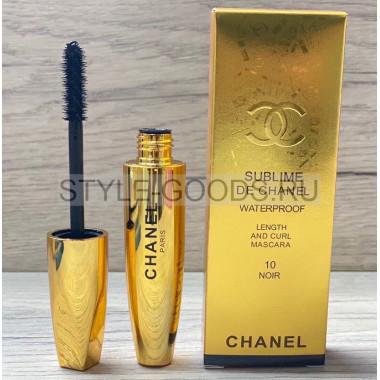Тушь для ресниц Sublime De Chanel Waterproof