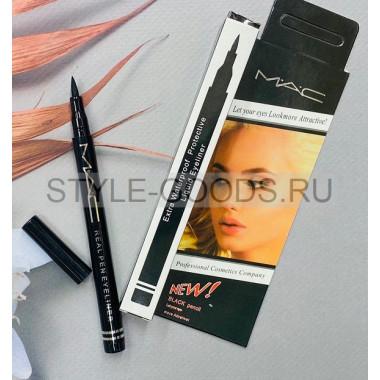 Подводка-фломастер для глаз M. NEW! Black Pencil