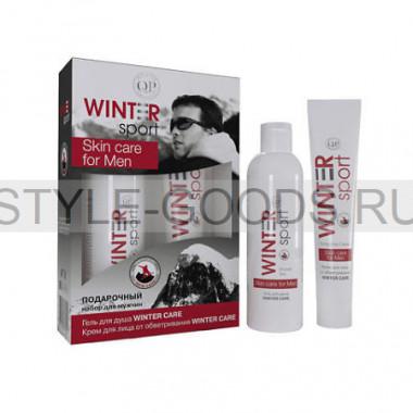 Подарочный набор для мужчин Q.P. Winter Sport 2 в 1