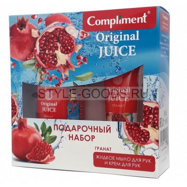 Подарочный набор для женщин Compliment Original Juice
