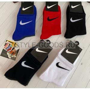 Подростковые носки разноцветные (10 пар)